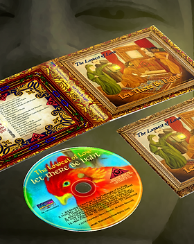 The Lowest of Low Let There Be Light deluxe CD digipack digipak collectors edition
