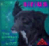The Lowest of Low Sirius album cover collie dog oil painting image
