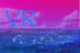 VR Lyrics The Lowest of Low song album Mecha Robot Future WOW Sicilian landscpe scenery virtua reality aesthetic colors pink purple blue science fiction dystopian story music