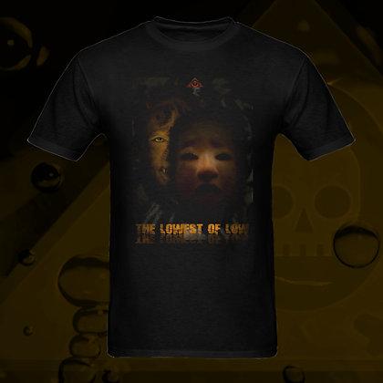 "Nekrololikon ""Half-Human"" 100% Cotton T-shirt"