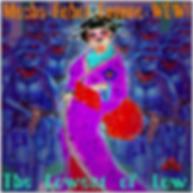 The Lowest of Low Mecha Robot Future WOW Album Cover Geisha Sexbot Armed robot militia 2418 FutureRetro Electro music album art image