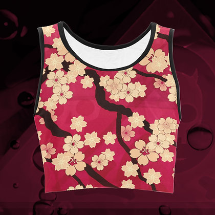 The Lowest of Low Kawaii Crop Top Dance Fitness Yoga Surf Skate Swim beach everything summer top! (6 Colours) Hawaii