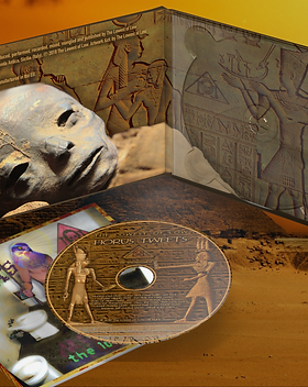 The Lowest of Low Horus Tweets deluxe edition collectors cd digipack digipak