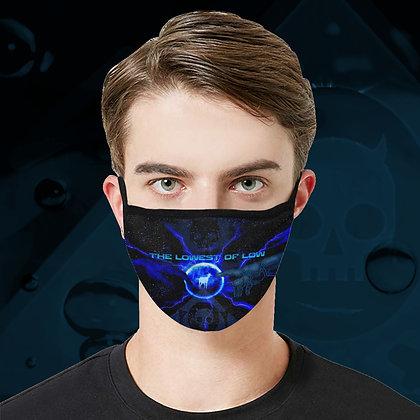 The Lowest of Low Contact Da Vinci goat face mask fully washable reusable robot god man goat cool design 3 sizes man