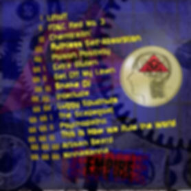 The Lowest of Low Empire Album music TrackList songs list art image