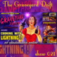 Graveyard Drift Radio Show Mixcloud 21 image Voodoo The Lowest of Low podcast