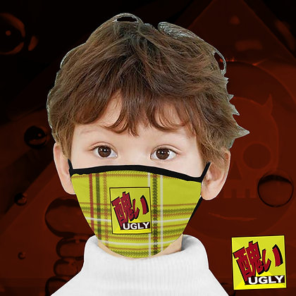 UGLY original protective face mask adult child infant from The Lowest of Low kids
