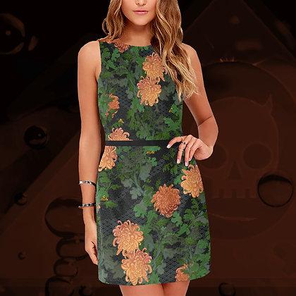 The Classic Super-Cute Sleeveless Dress : Chrysanthemum 2020