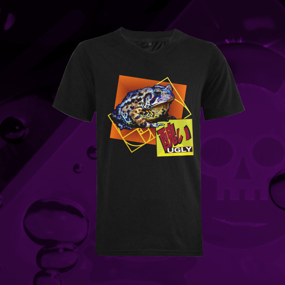 UGLY toad t-shirt The Lowest of Low