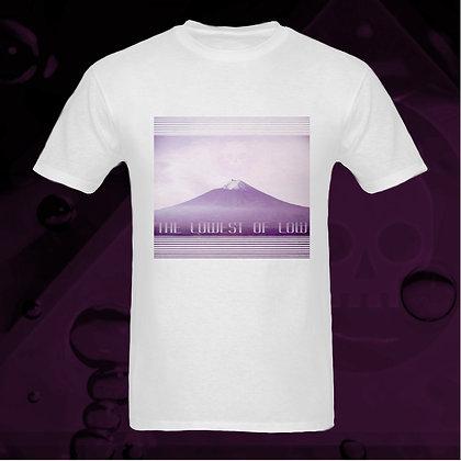 The Lowest of Low Mount Fuji Fujiyama 100% Cotton T-shirt 5 colours US sizes S - 3XL Fujiyama White