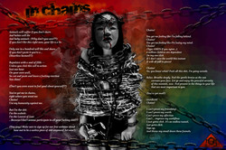 In Chains Lyrics Sheet