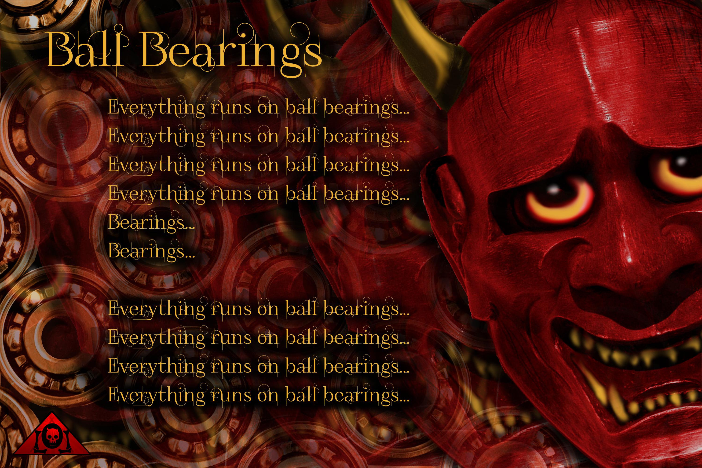 Ball Bearings Lyrics Sheet