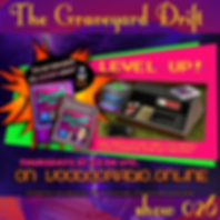 Graveyard Drift Radio Show Mixcloud 26 image Voodoo The Lowest of Low podcast