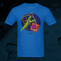UGLY Praying Mantis t-shirt The Lowest of Low