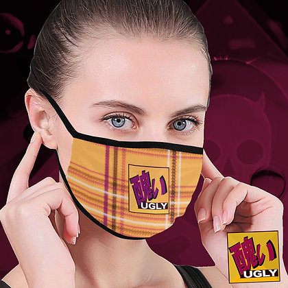UGLY Tang protective face mask adult child infant from The Lowest of Low woman
