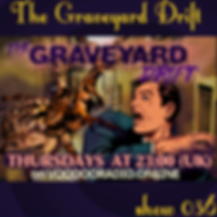 Graveyard Drift Radio Show Mixcloud 36 image Voodoo The Lowest of Low podcast