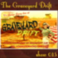 Graveyard Drift Radio Show Mixcloud 13 image Voodoo The Lowest of Low podcast