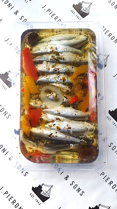Provential Marinated Anchovy Fillets