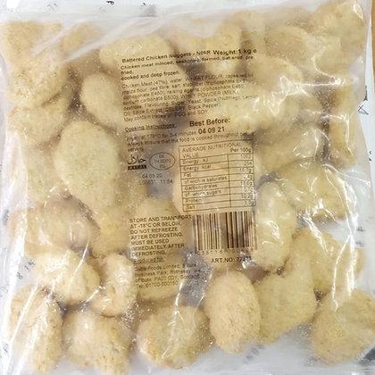 1kg bag of Chicken Nuggets
