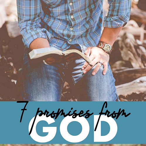 7 Promises from God