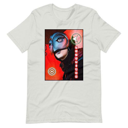 Phantom- unisex short sleeve T-shirt