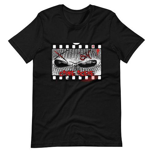 Crime scene - Short-Sleeve Unisex T-Shirt