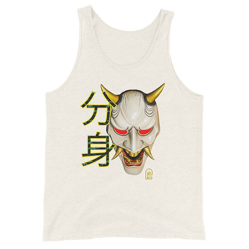 Oni Mask - Unisex Tank Top