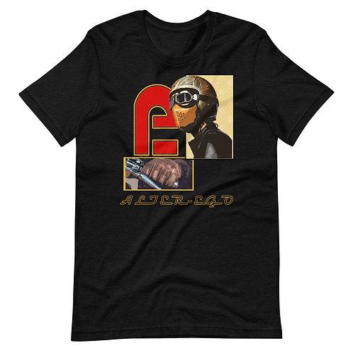 The Rider - Short-Sleeve Unisex T-Shirt