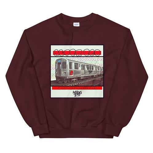 Train Gang Unisex Sweatshirt
