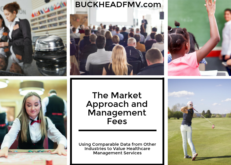 The Market Approach and Management Fees