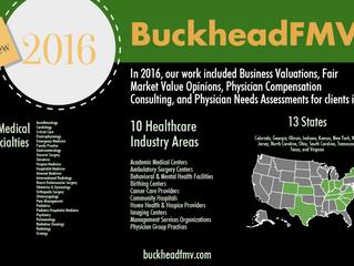 BuckheadFMV - 2016 In Review