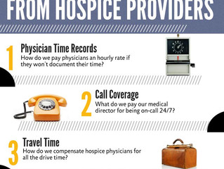 The Top 3 Physician Compensation Questions From Hospice Providers