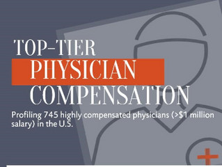 Top-Tier Physician Compensation