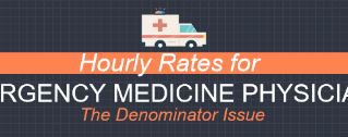 Hourly Rates for Emergency Medicine Physicians:  The Denominator Issue