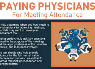 Paying Physicians for Attending Meetings
