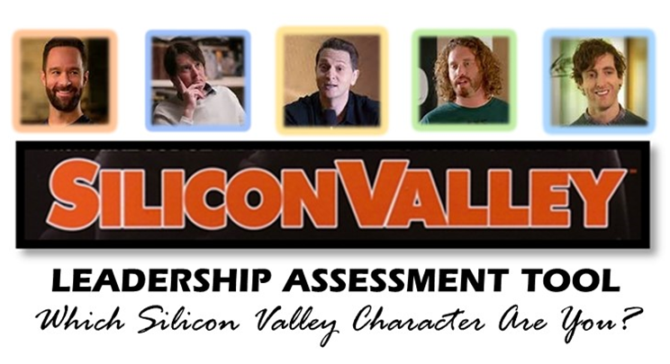 Silicon Valley Leadership Assessment Tool