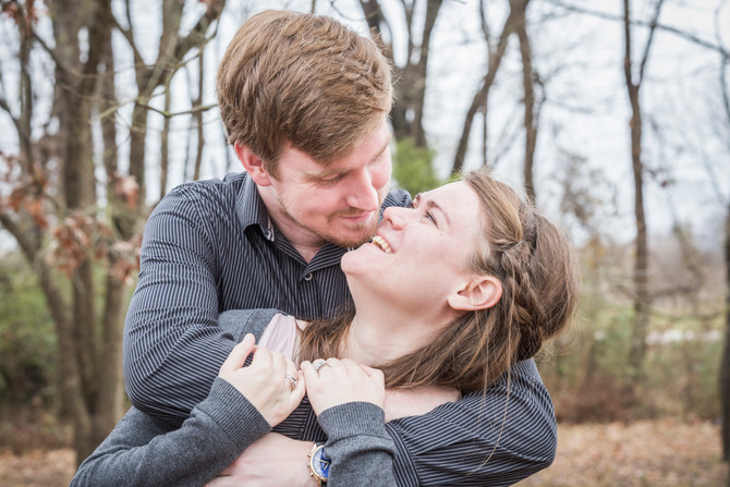 Caleb and Christy's Engagement Session