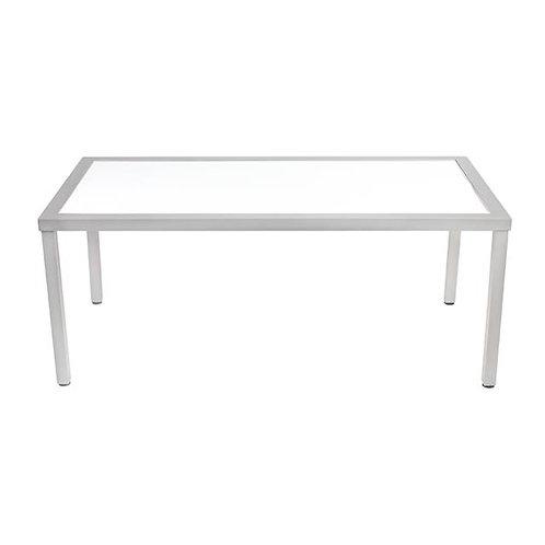 Aluminum w/Acrylic Top