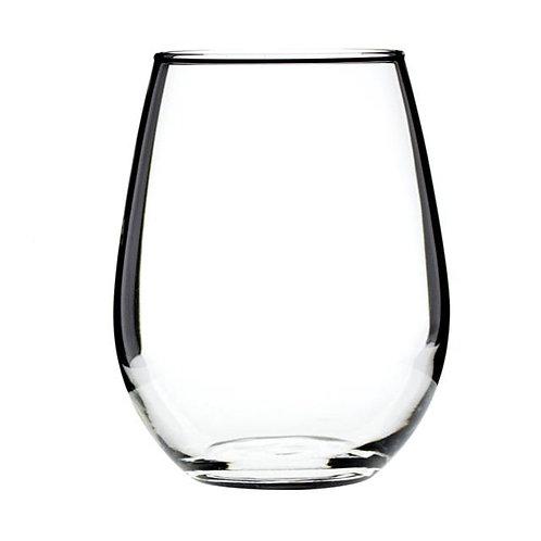 Stemless Wine 11.25 oz (25)
