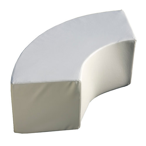 Arc Bench White