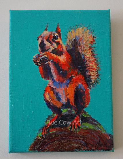 Red Squirrel BCA66