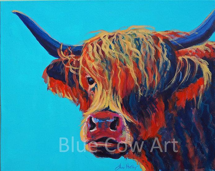 Highland Cow Print - BCA75