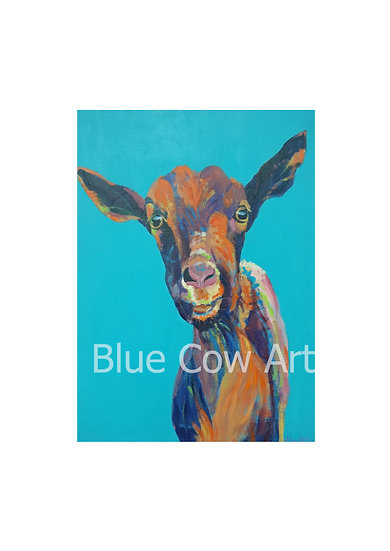 Goat Print - BCA14