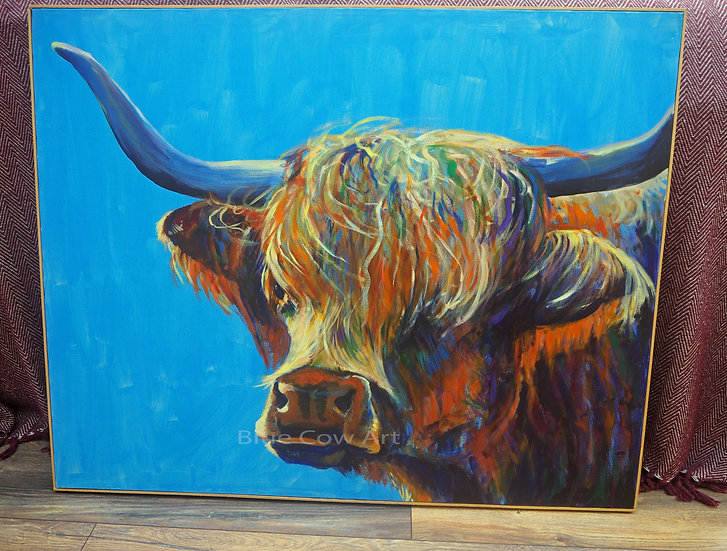 Highland Cow BCA30 (collection or delivery in 20 mile radius of Edinburgh only)