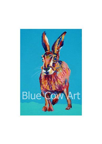 Hare Print - BCA10