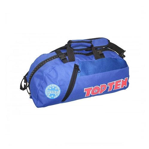 Top Ten WAKO Sportbag/Backpack Small Blue/Black