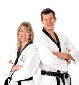 Adults at Taekwondo School of Excellence