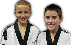 Kids at Taekwondo School of Excellence