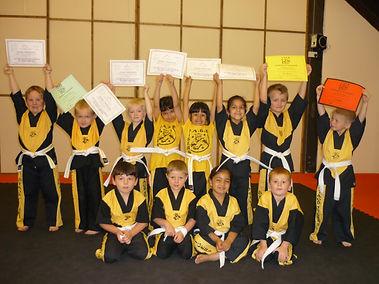 Taekwondo School of Excellence in schools