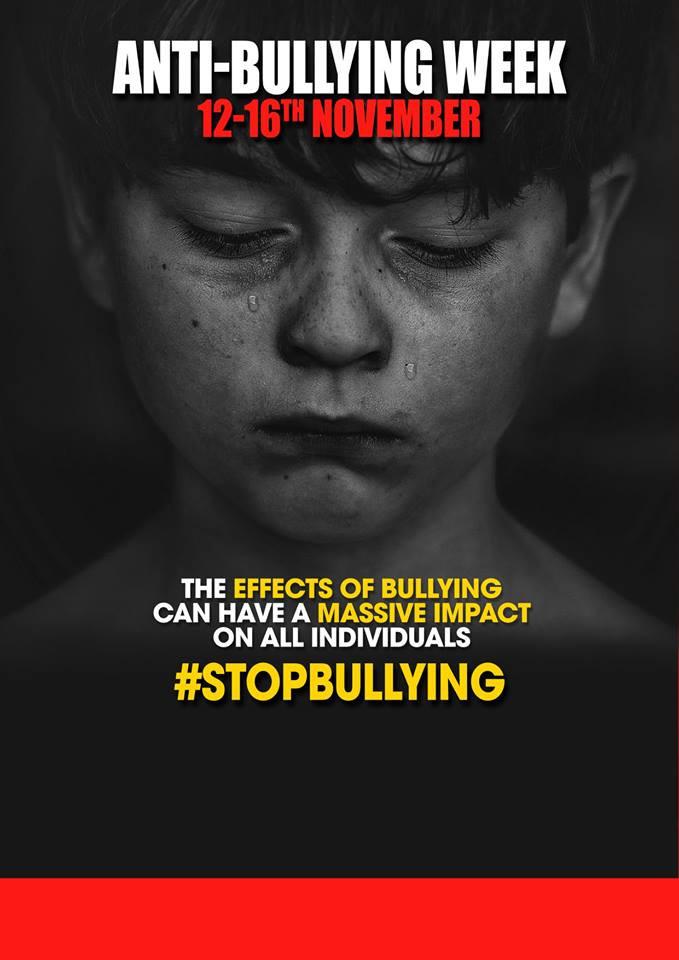 Anti-Bullying Week poster